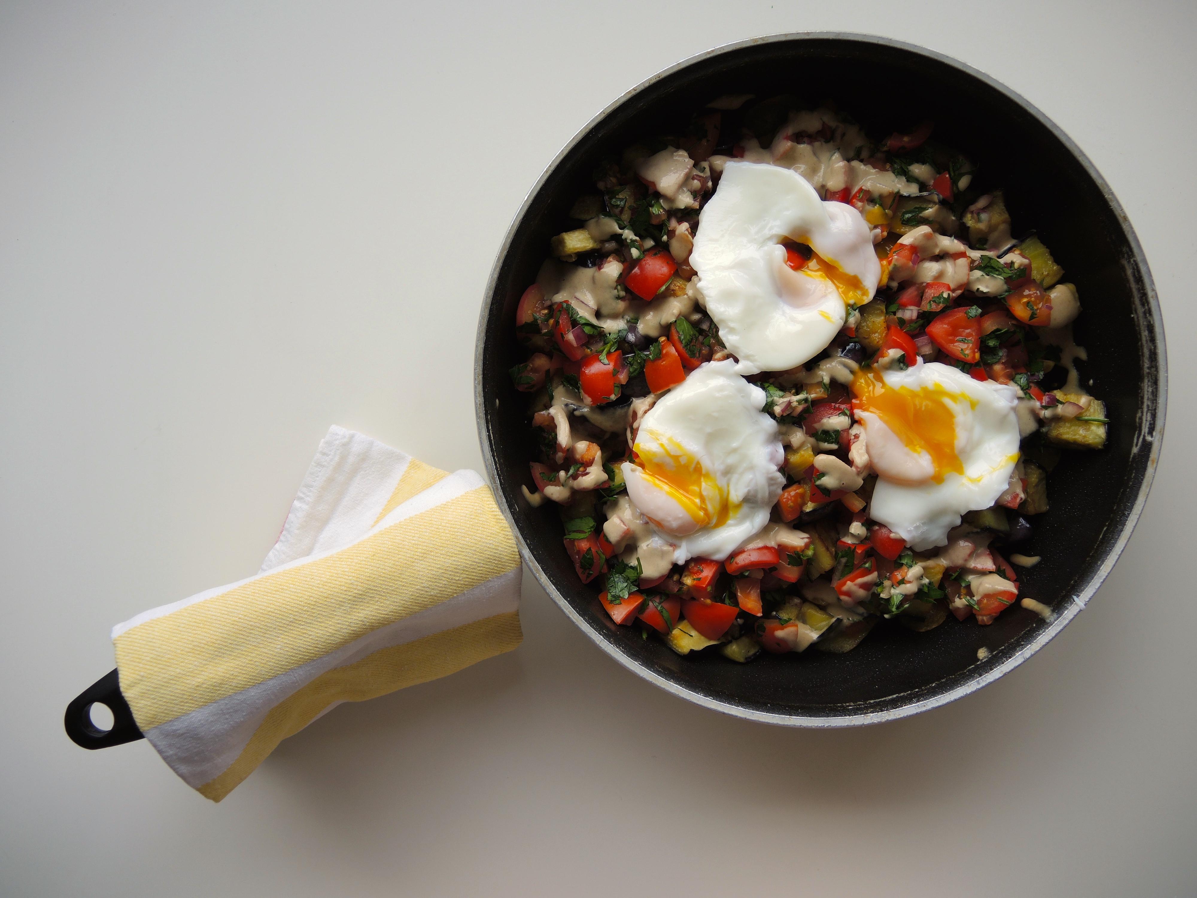warmhalten von gekochten eiern
